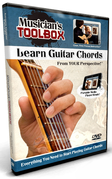 Learn Guitar From Your Perspective - Start Playing Guitar Today - Only $24.99