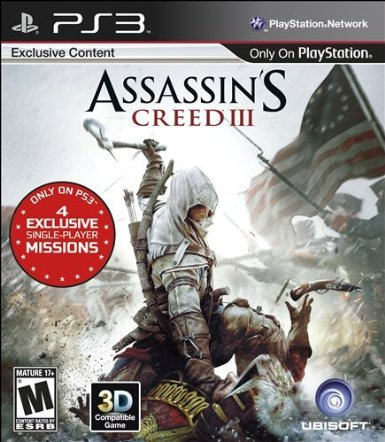 Assassin Creed III by Ubisoft - Save:  33%