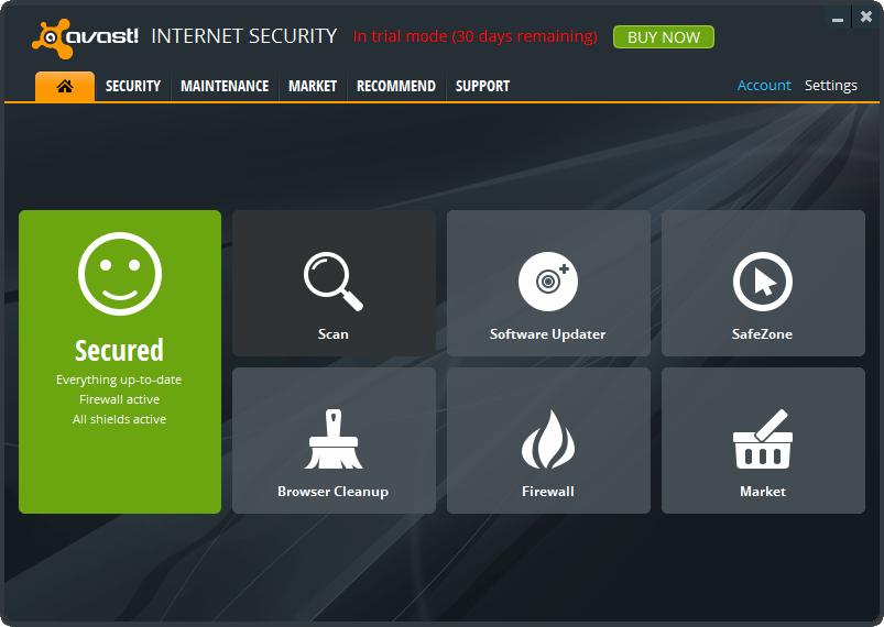 Avast Internet Security $3.12/mo - Download Avast Free Antivirus