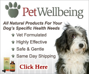 The trusted source for your dog's natural health care.
