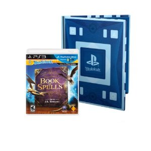 Wonderbook: Book of Spells by Sony Platform: PlayStation 3 - Only $39.96 + FREE Shipping