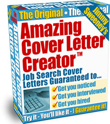 Amazing Cover Letters - Learn How You Can Quickly and Easily Create a Cover Letter - Get Quality Job Interviews - Save 20%