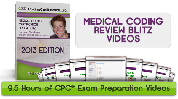 CPC Exam Prep - Medical Coding Certification Preparation Videos -  $247 + Bonuses
