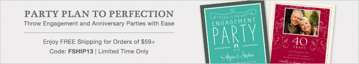 Bridal Shower Invitations Cards - 15% OFF
