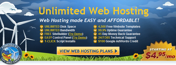 HostGator Web Hosting – February 2011 Coupon – Save 20%