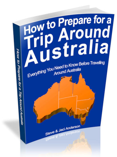 How to Prepare for a Trip Around Australia Guide - Only $17 AUD