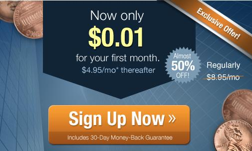 iPower Web Hosting - Penny Hosting - $0.01 - Limited Time Only