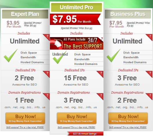 IX Web Hosting - Huge Holiday Special! - Up To 55% Off! - Get Coupon Code