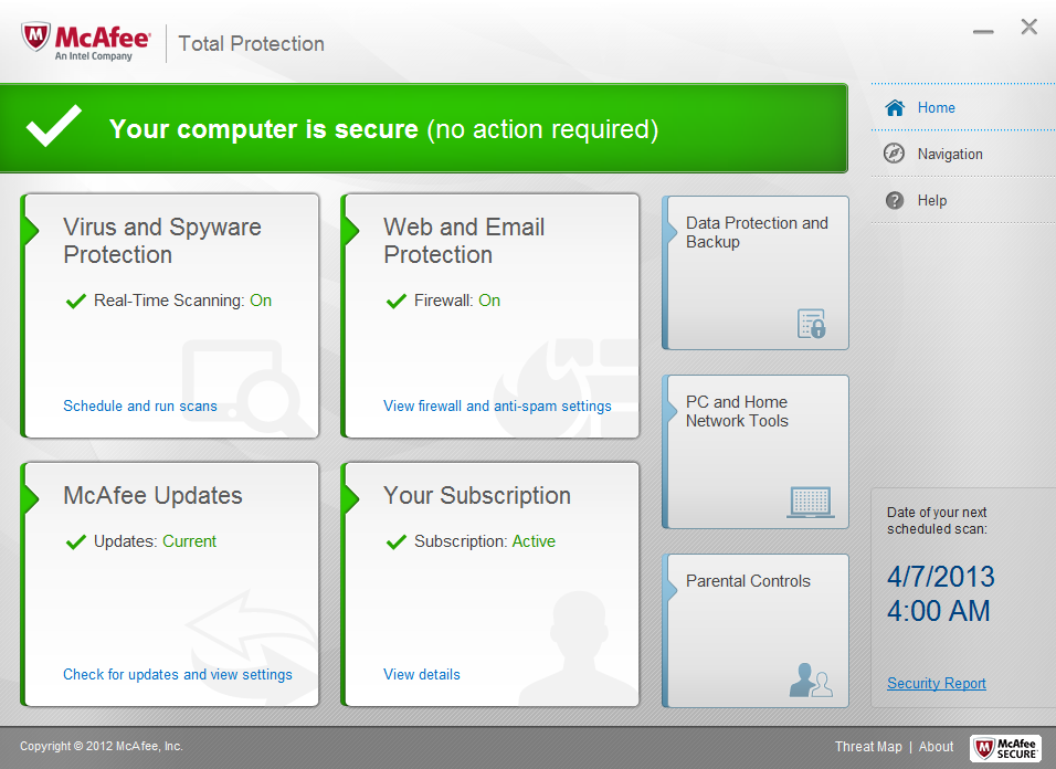 McAfee Total Protection - Don't Take Chances Online - Protect All Your Devices - Save $45