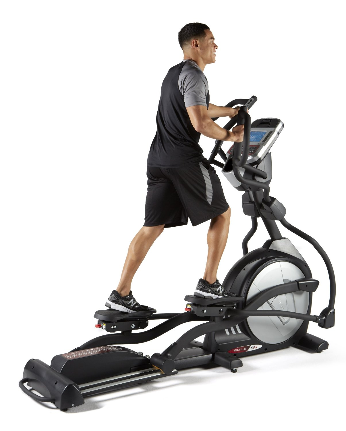 Sole Fitness E35 Elliptical Machine (New 2013 Model) -  Save: 48%