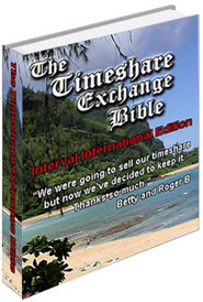 Discover the Secrets the Pros  Use When Exchanging Timeshares - 50% OFF E-Book