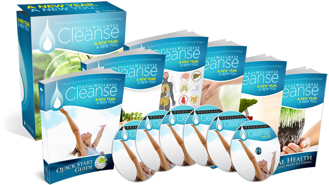 Detox Diet - Cleansing Body Cleanse - Save 15%