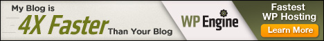 My Blog is 4 Times Faster Than Your Blog
