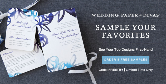 weddingpaperdivas-free-samples